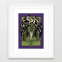 occult Framed Art Prints featuring Occult by Art of Kadath