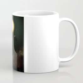 You Never Know What's Out There... Coffee Mug