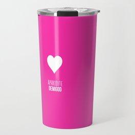 Aphrodite Demigod Travel Mug