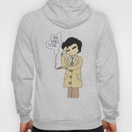 Columbo - Just One More Thing Hoody