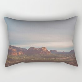 Sedona Arizona. Vortex No. 2 Rectangular Pillow