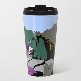 Gamera vs. Guiron Travel Mug
