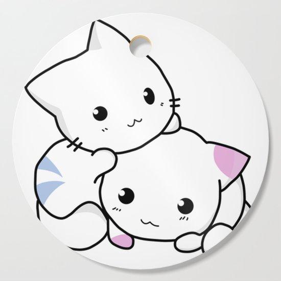 Kuddly Kittens by glyphz