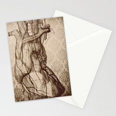 My Wooden Heart Stationery Cards