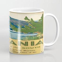 Vintage poster - Tasmania Coffee Mug