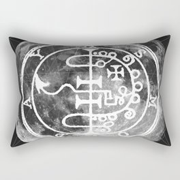 The Witches Moon Rectangular Pillow