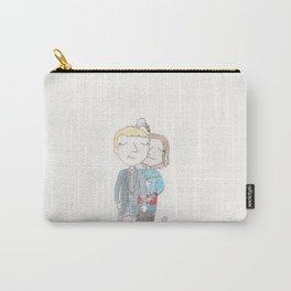 Stucky - Mistletoe Kiss Carry-All Pouch