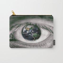 Die Welt mit deinen Augen sehen ! Carry-All Pouch