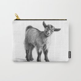 Goat baby G097 Carry-All Pouch