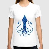 squid T-shirts featuring Squid by Bahadır Tez