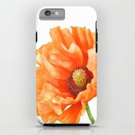 Perfect Poppy iPhone Case