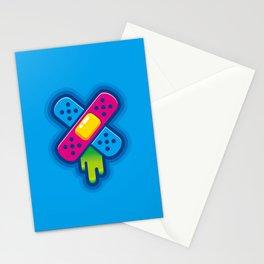 Aliens identity Stationery Cards