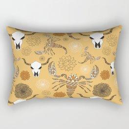 Desert Survival Rectangular Pillow