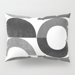 Playground II Mono Pillow Sham