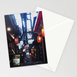 Shinjuku Eats Stationery Cards