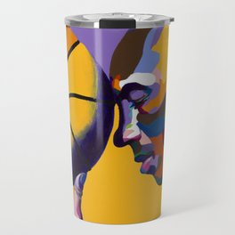One With The Game Travel Mug