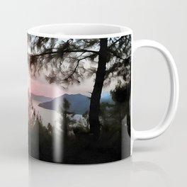 Solemn Sunset  Coffee Mug