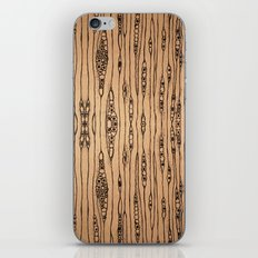 Inside White Pine iPhone & iPod Skin