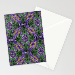 Wreaths of Lupines... Stationery Cards