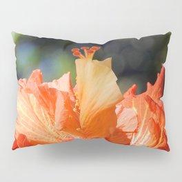 Flamingo Hibiscus Pillow Sham
