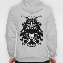 Moustached Knight Hoody
