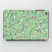 mexico iPad Cases featuring Mexico by Camille Hermant