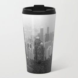 Hong Kong Island Travel Mug