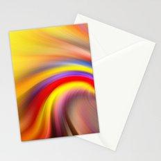 Cupcake Twirl Stationery Cards