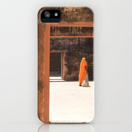 Amber Fort iPhone Case