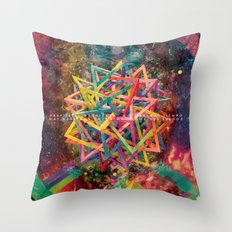 Despierta Throw Pillow