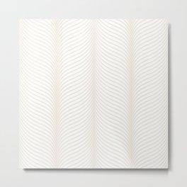 Ardith Pattern XIII Metal Print
