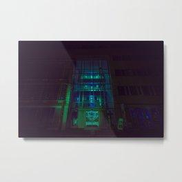 Green Giant / Bladerunner Vibes Metal Print