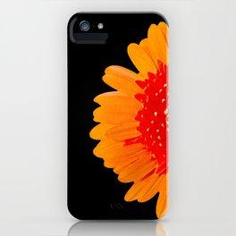 ORANGE GREETING iPhone Case