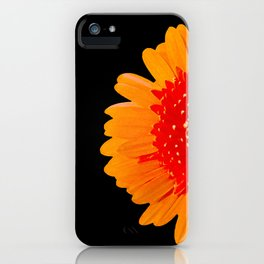 ORANGE GREETING iPhone Case