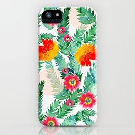 Rainforest iPhone Case