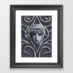 Gothica Framed Art Print