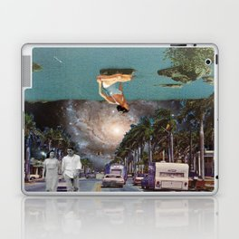 The Mind on Tormented Tides Laptop & iPad Skin