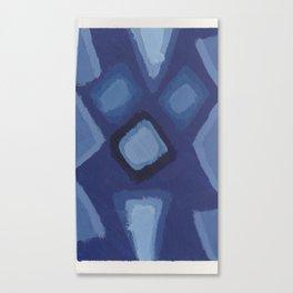 21 - I Posit That I Saws It/Diamonds Are Insightful Canvas Print