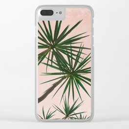 Tropical vibes #3 Clear iPhone Case