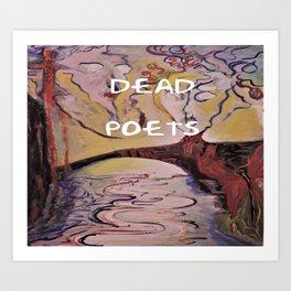Rimbaud, Dead Poets Art Art Print