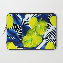 Anthurium yellow Laptop Sleeve