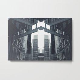 Wrigley Metal Print