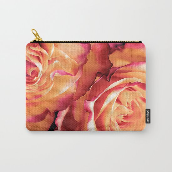Romantic roses(13) Carry-All Pouch