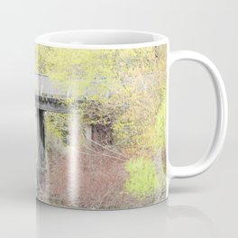 Soft Colours of Spring Reflected Coffee Mug