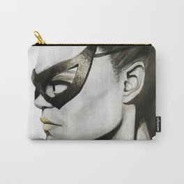 Eartha Kitt IS Catwoman Carry-All Pouch