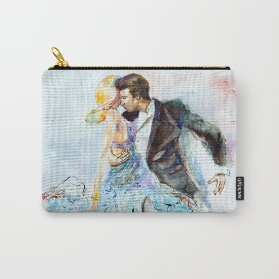 passion dance Carry-All Pouch