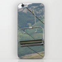 ski iPhone & iPod Skins featuring ski by Lexi *