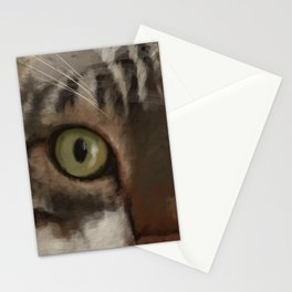 Cat Closer Stationery Cards