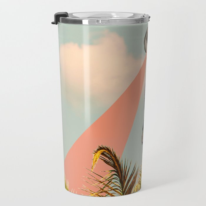 Behind the scene Travel Mug