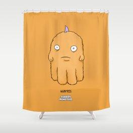 Whimpylegs Shower Curtain